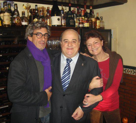 Miki Molina y Paca Gabaldón