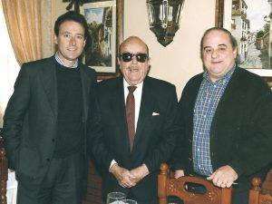 Matías Prats, padre e hijo