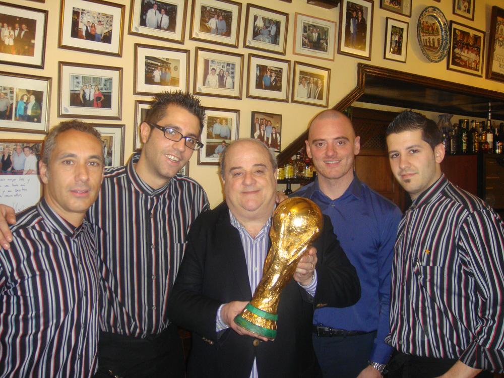 Copa del Mundo en Chikito