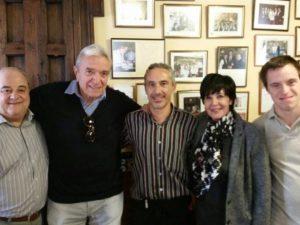 Concha Velasco y Ruggero Raimondi